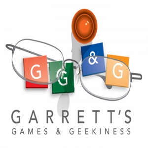 Garrett's Games and Geekiness
