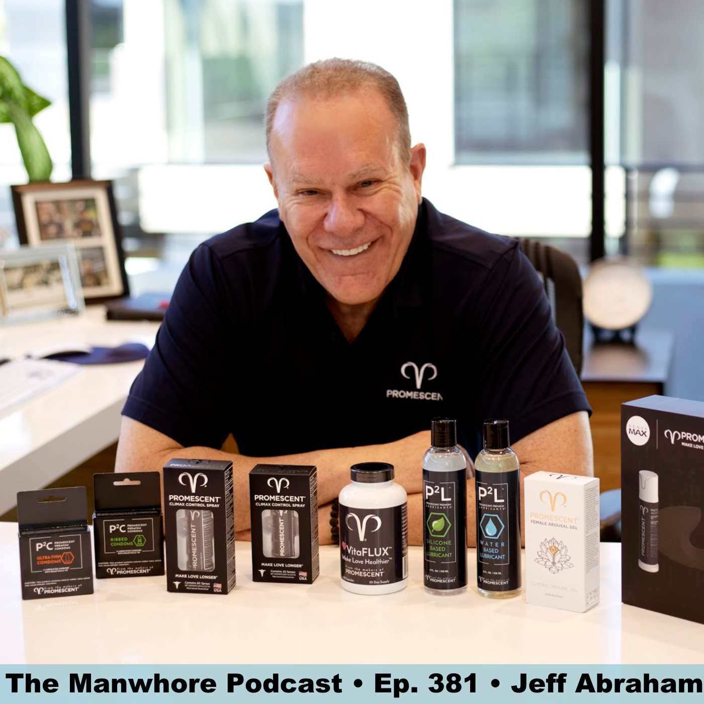 The Manwhore Podcast: A Sex-Positive Quest - Ep. 381: Boomers, Dating, and Lasting Longer with Jeff Abraham