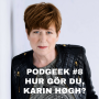 Artwork for # 8 Hur gör du, Karin Høgh?