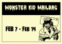 Artwork for Monster Kid Mailbag #3