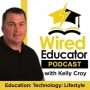Artwork for WEP 0004: Creating an Innovative Classroom: An Interview with Don Wettrick