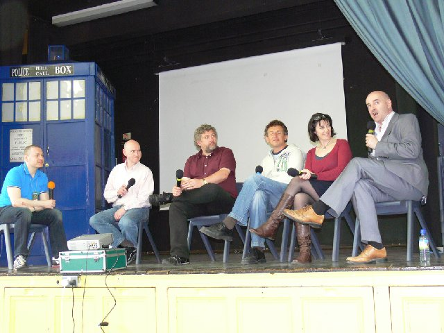 Tim's Take On:Episode 28(Big Finish at Invasion May 2010)
