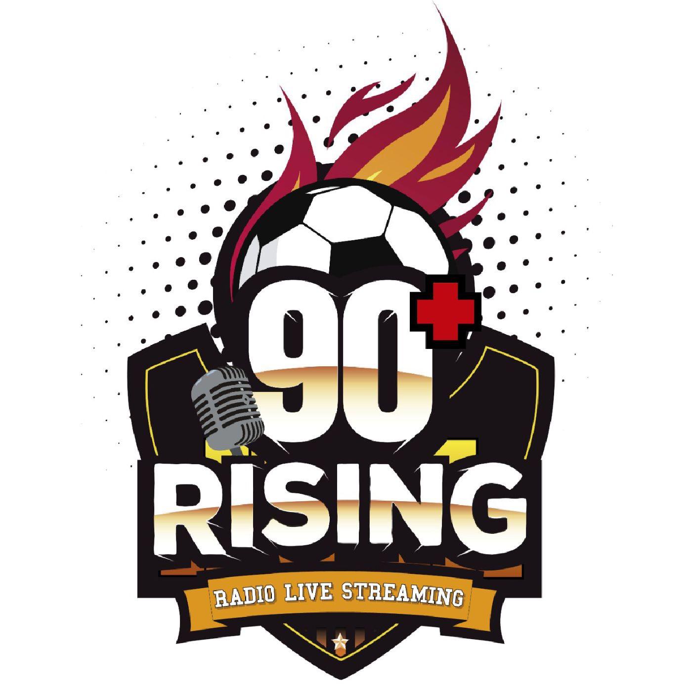 Artwork for 90+Rising Cap  09/04/19
