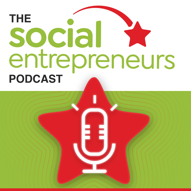 The Social Entrepreneurs Podcast show art