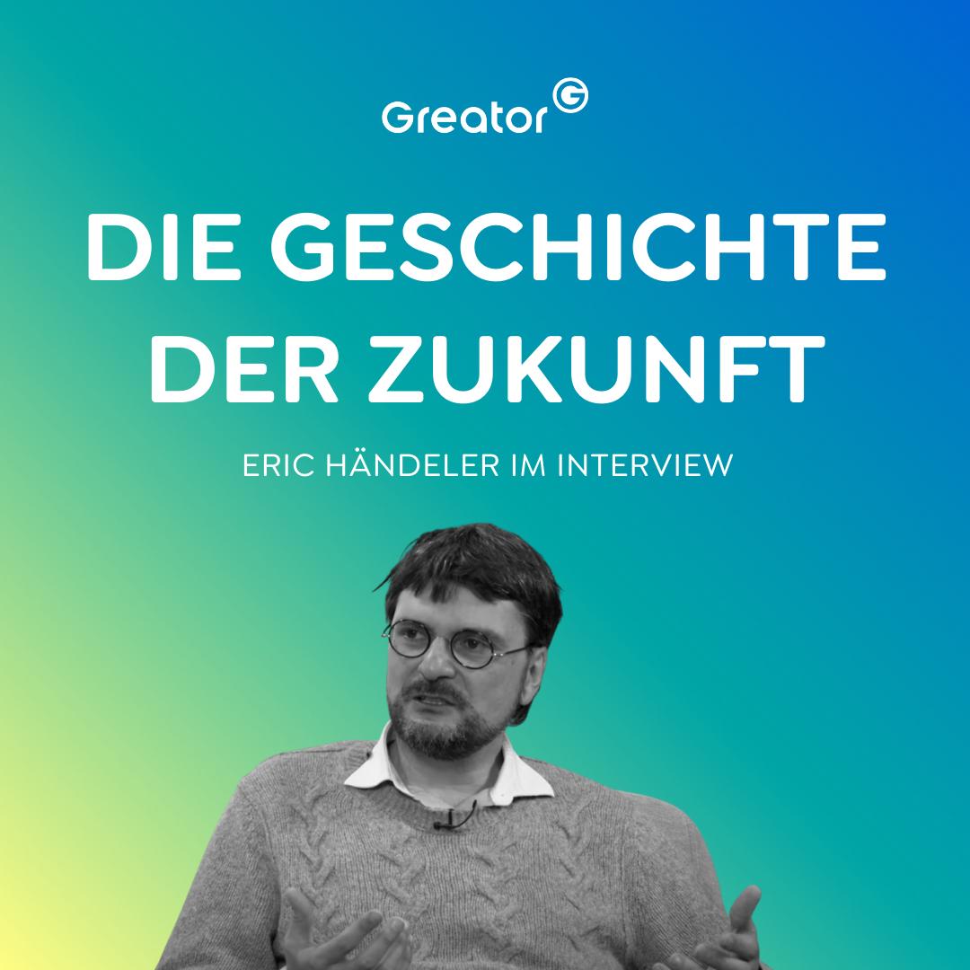 Zukunft und Digitalisierung: Das erwartet uns in naher Zukunft // Erik Händeler im Interview