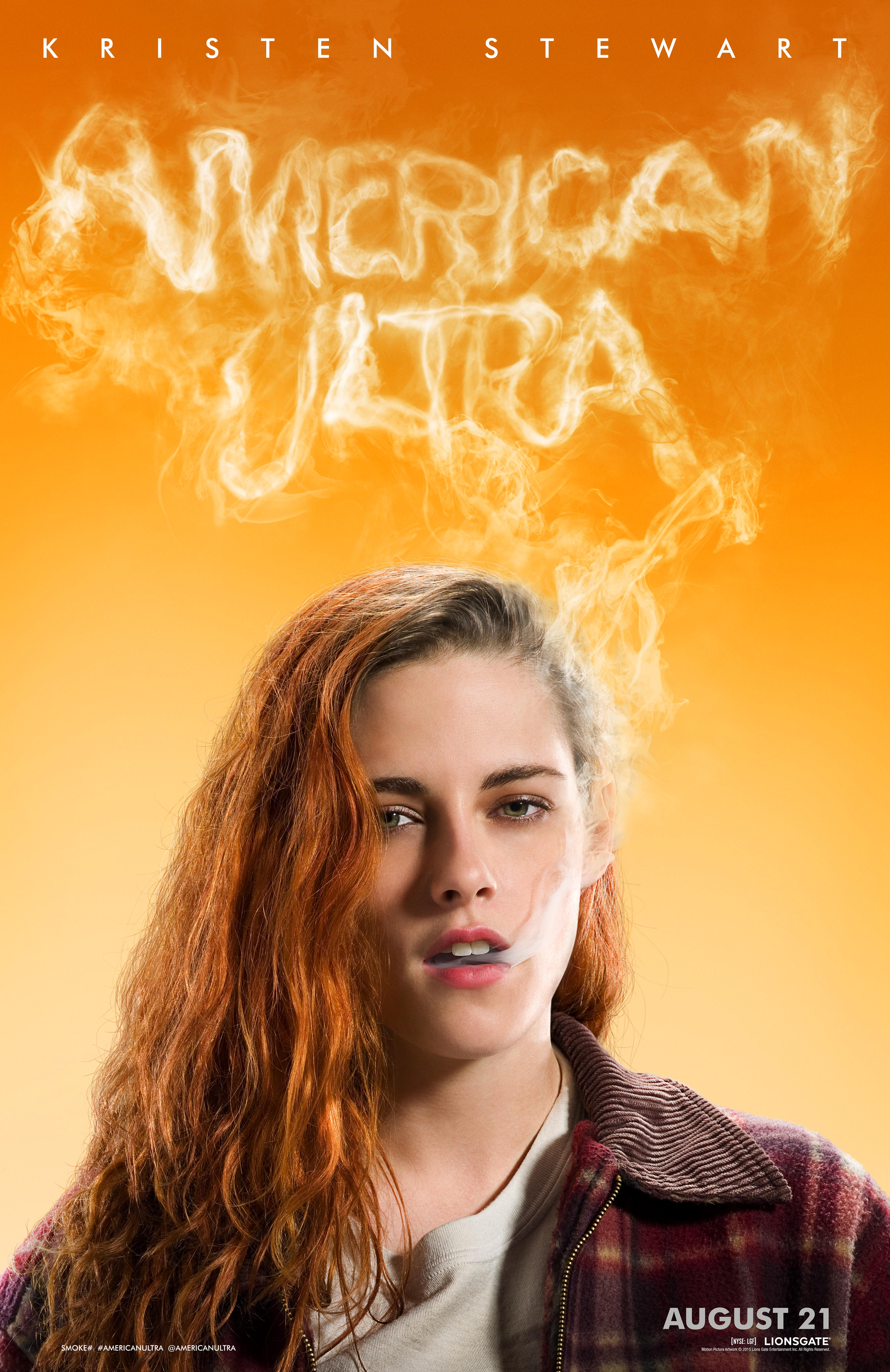 American Ultra / One-Note Actors