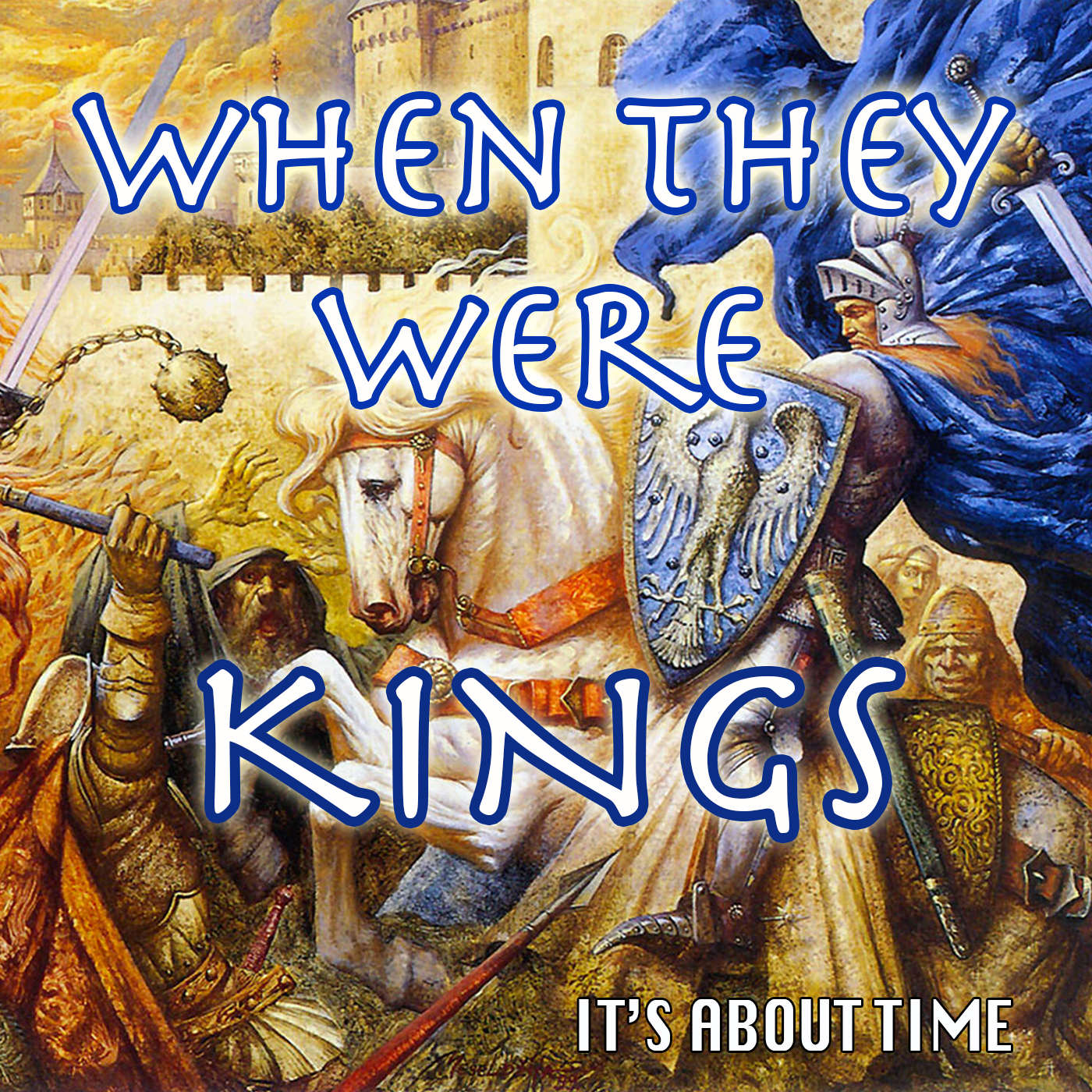 S02E10 - When They Were Kings - A trip through time to King Arthur's Court