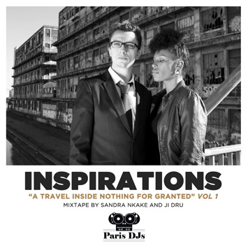 Sandra Nkaké & Jî Dru - Inspirations