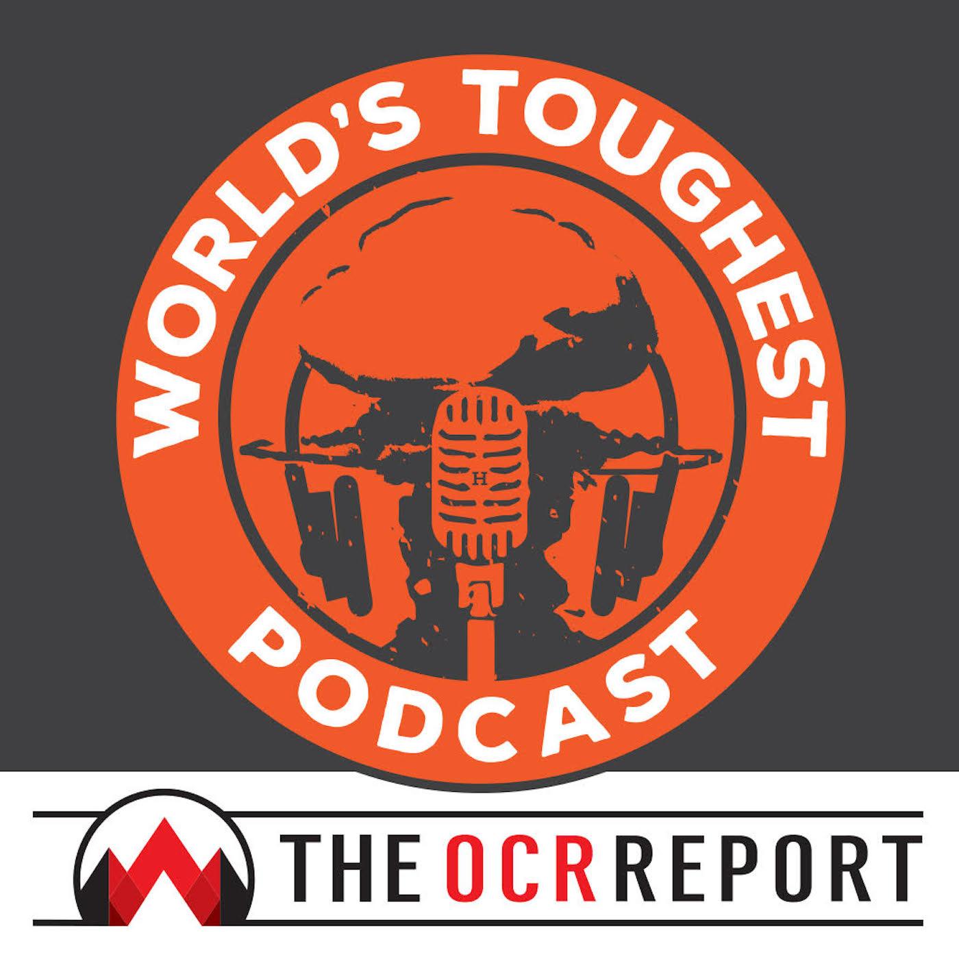 World's Toughest Podcast show art