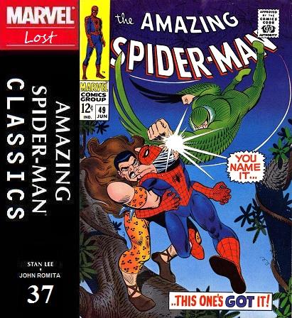 """""""Lost"""" 037 - Amazing Spider-Man 49"""