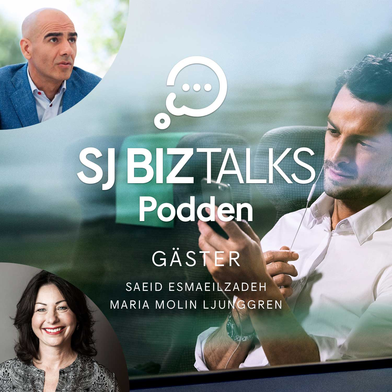 21. Saeid Esmaeilzadeh & Maria Molin Ljunggren