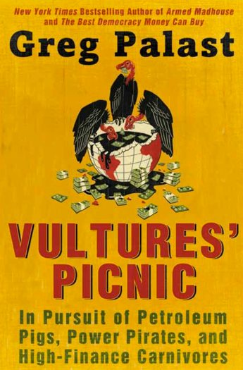 Greg Palast on Vultures' Picnic & Kathy Kelly Speaks in Kansas City
