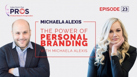 The Power of Personal Branding with Michaela Alexis
