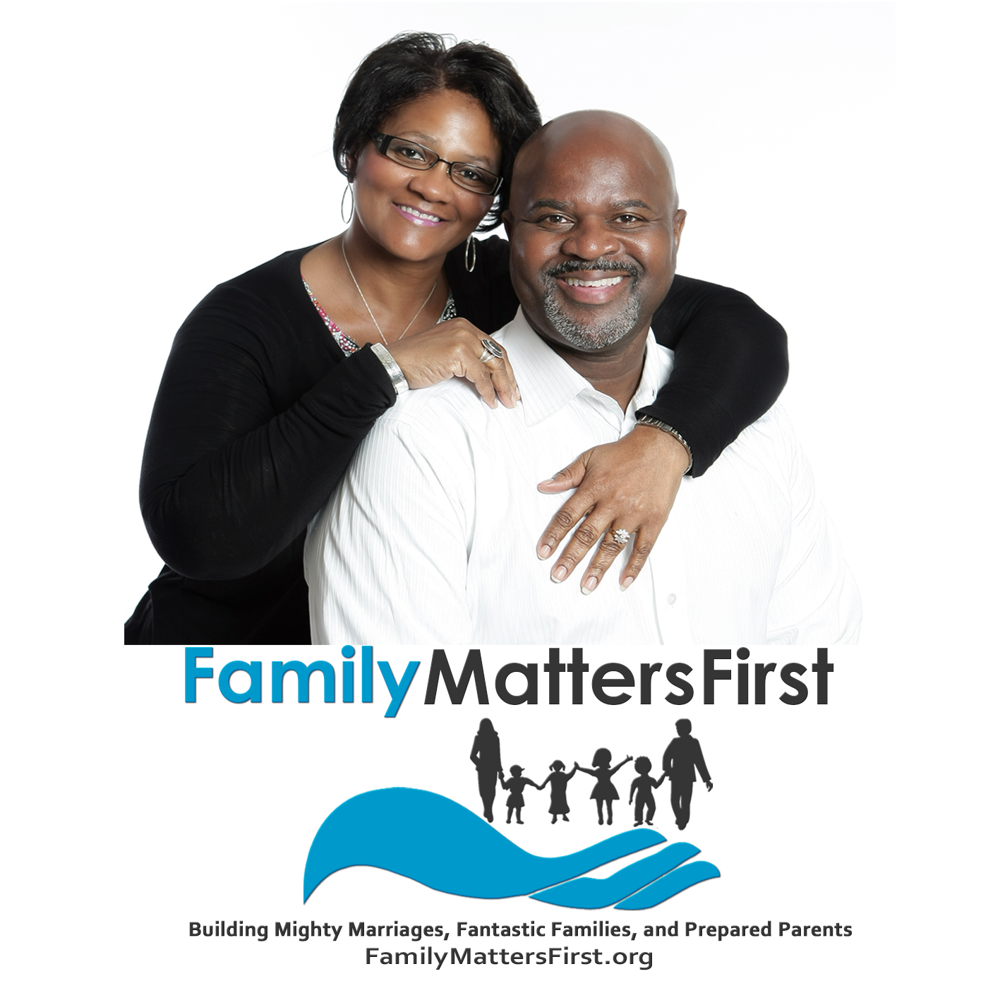 The Family Matters First Podcast show art