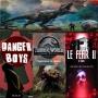 Artwork for Week 74: Danger-Fallen Sequel (Jurassic World:Fallen Kingdom, Danger Boys Punks in Osaka, Le Sequel)