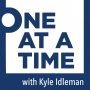 Artwork for One At A Time, with Kyle Idleman - How can I forgive?