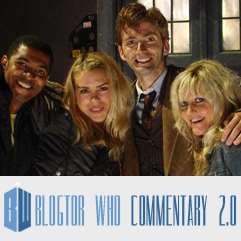 Doctor Who 2.0 - Blogtor Who Commentary