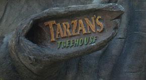 BDH #29 - Tarzan's Treehouse