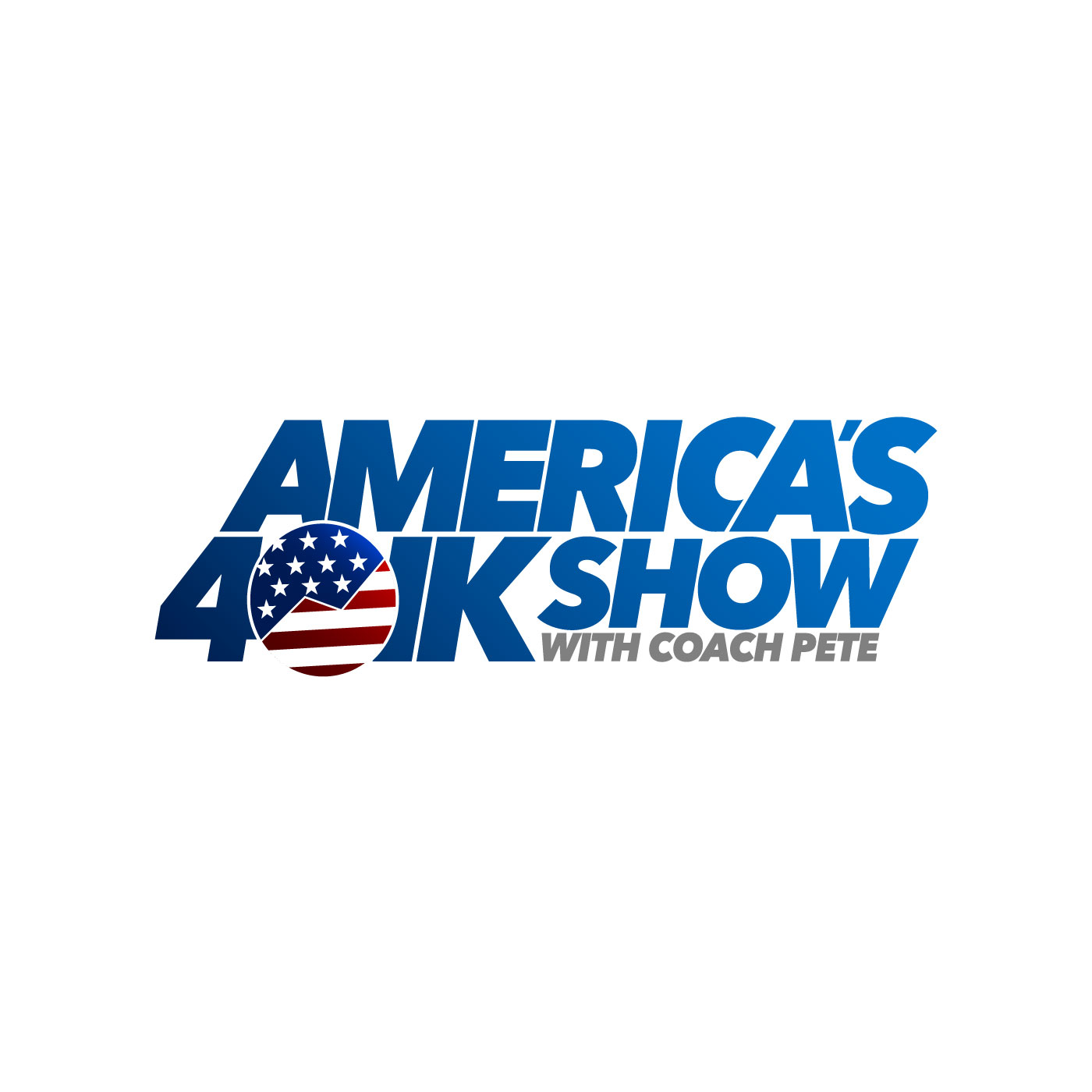 America's 401k Show with Coach Pete show art
