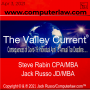 Artwork for The Valley Current®: Consequences of Covid-19: Individual April 15 Annual Tax Deadline Extended But Corporate Deadlines Are Not; What To Do?