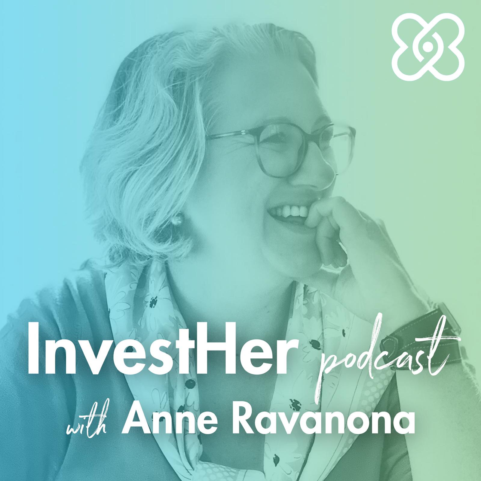 InvestHer Podcast show art