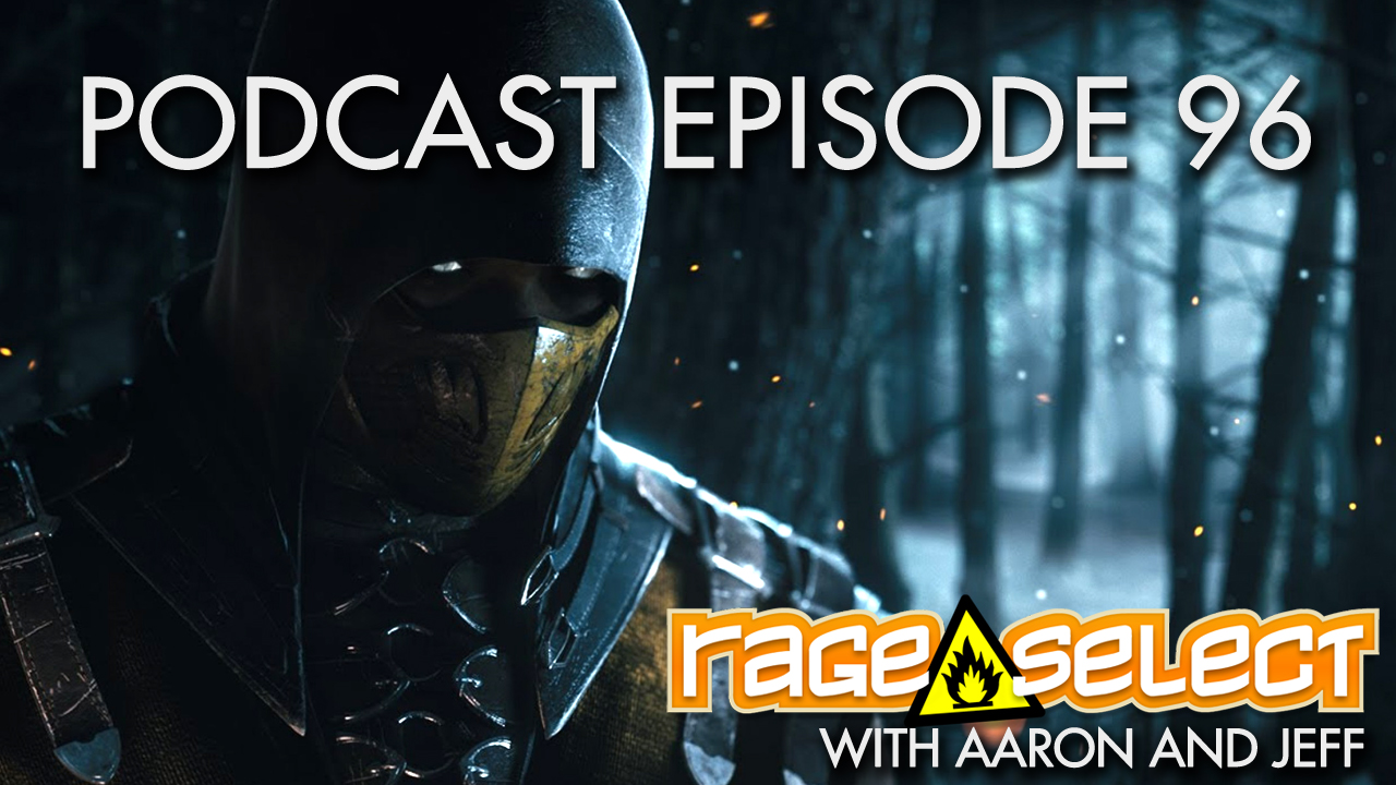 Rage Select Podcast Episode 96 - Aaron and Jeff Answer Your Questions!
