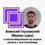 Artwork for ББ-102: Алексей Глуховский (Matter Labs) о масштабировании на втором уровне с zero knowledge
