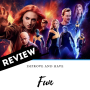 Artwork for X-Men Dark Phoenix Review-SPOILERS
