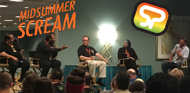 tspp #332.7- Midsummer Scream Presentation #7: Haunted Theme Parks Moderated by Doug Barnes 9/1/16