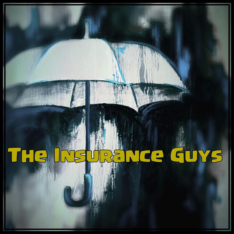 The Insurance Guys Podcast show art