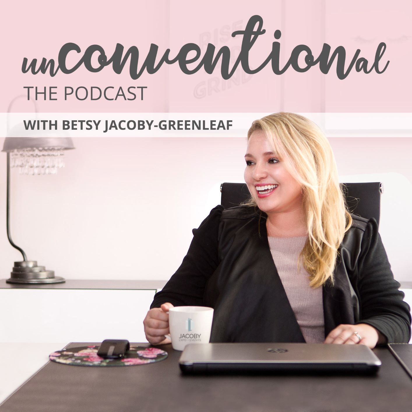 unCONVENTIONal, The Podcast show art