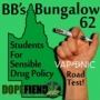Artwork for BB's Bungalow #62: Vaponic Review and the SSDPUQ Benefit Gig