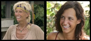 SFP Interview: Ciera Easton and Tina Wesson from Survivor Blood vs. Water