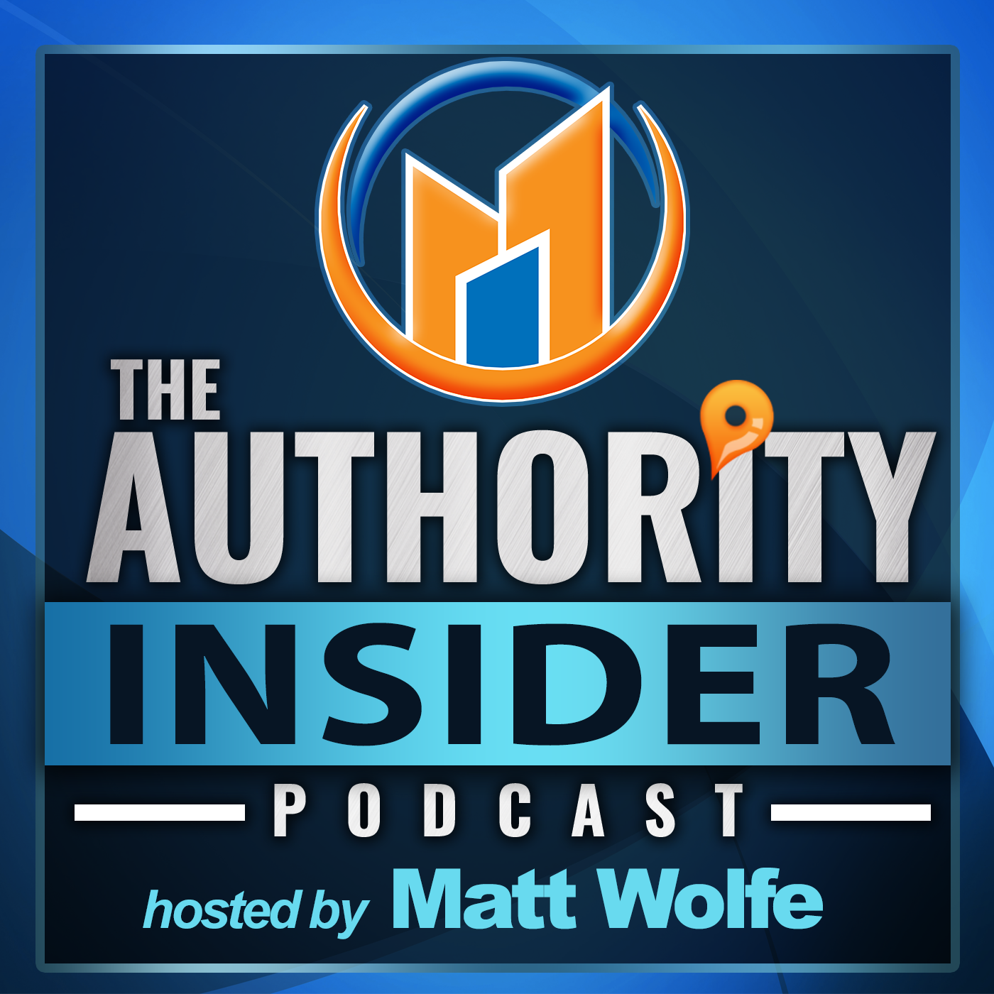 The Authority Insider Podcast show art