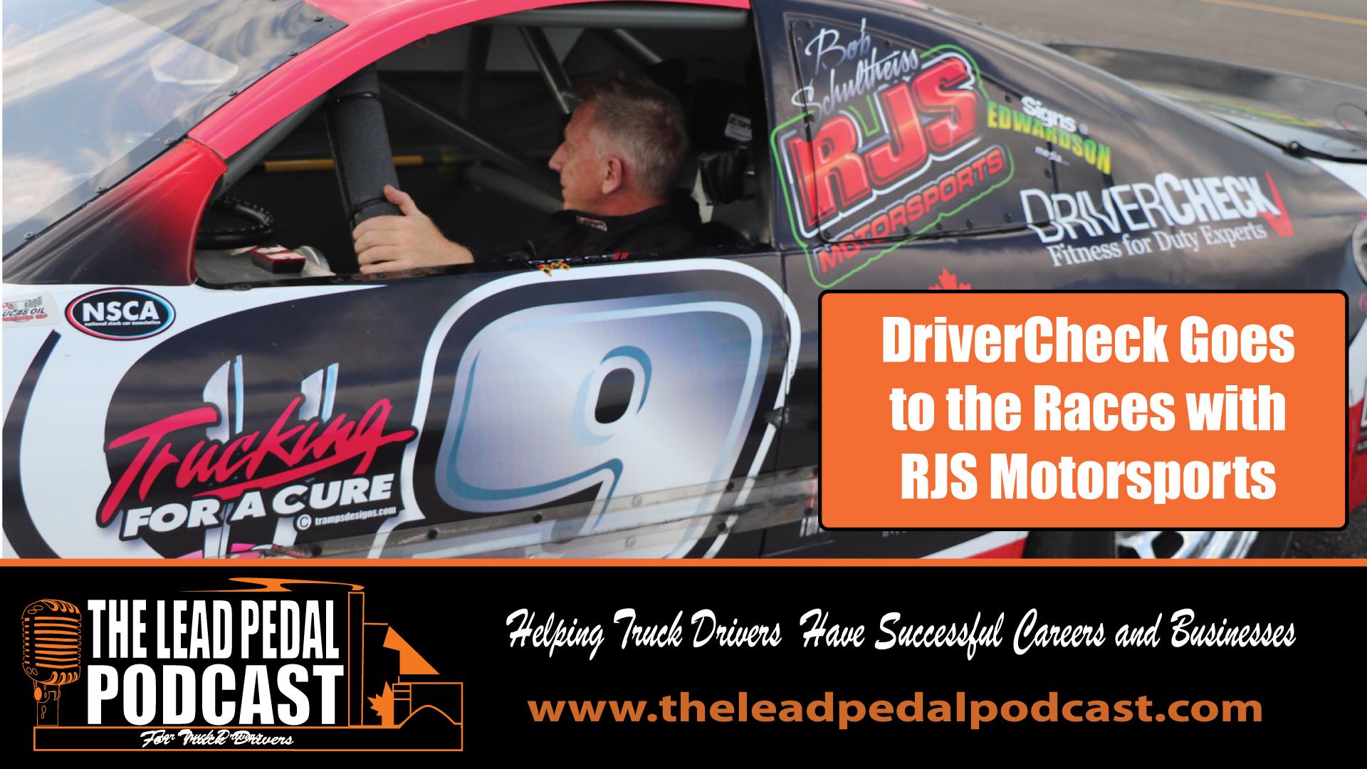 RJS Motorsports- DriverCheck