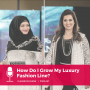 Artwork for Content Marketing for a Luxury Fashion Brand - LaserCoaching with Anila Hussain
