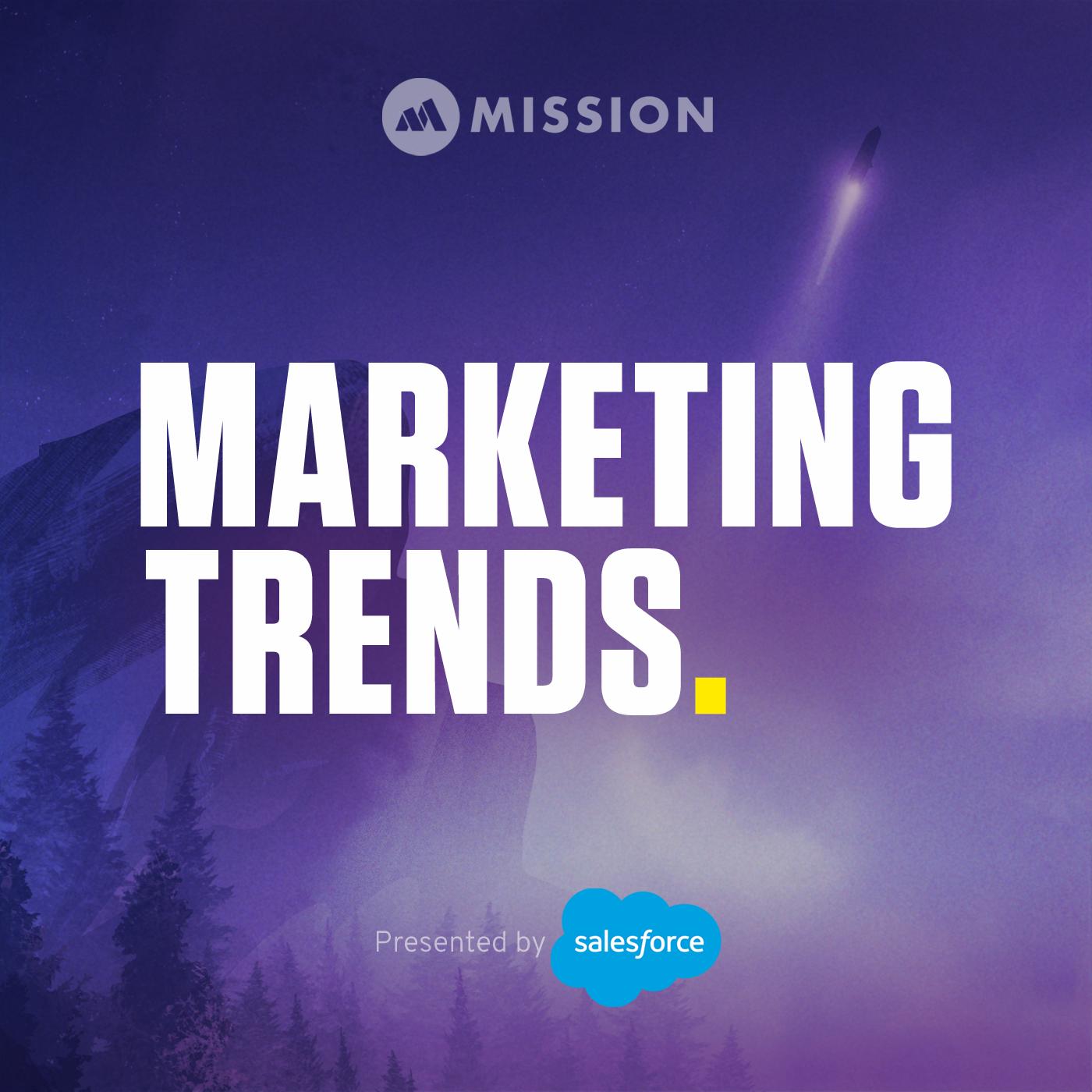 Marketing Trends show art