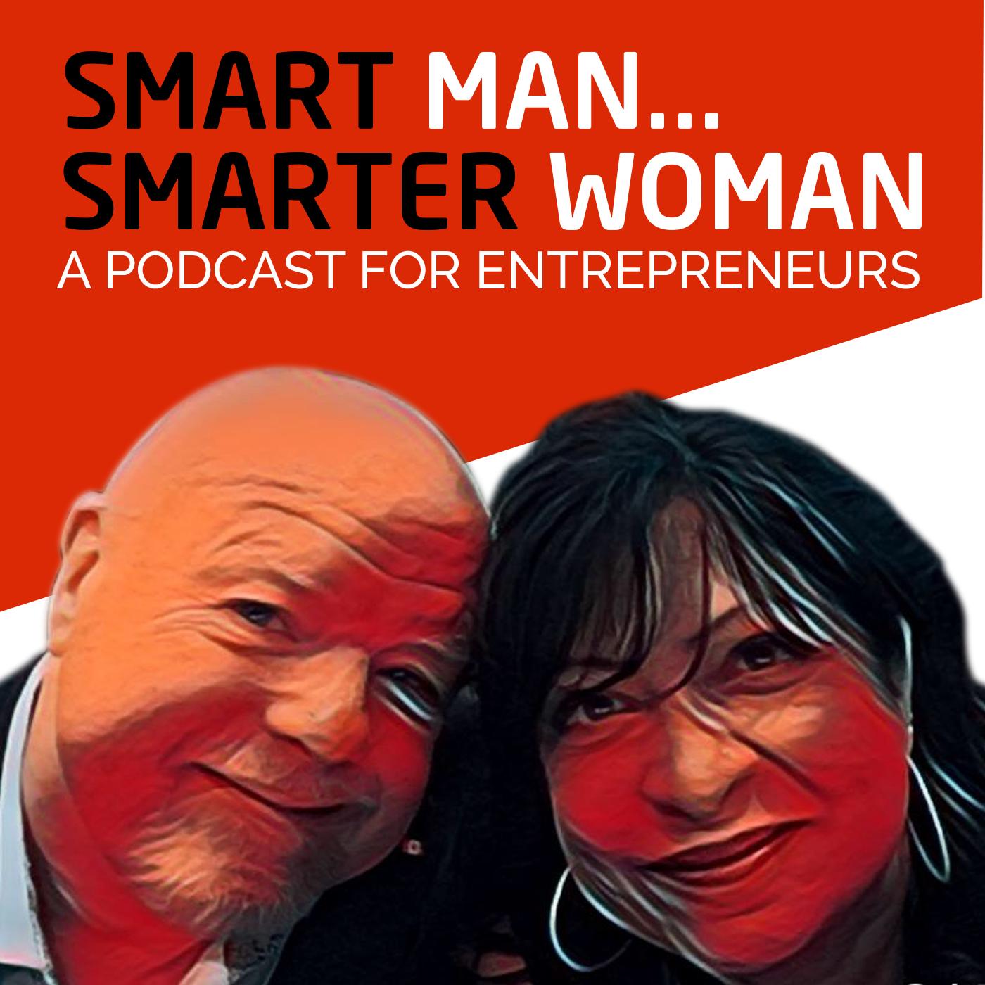 Smart Man, Smarter Woman Podcast show art
