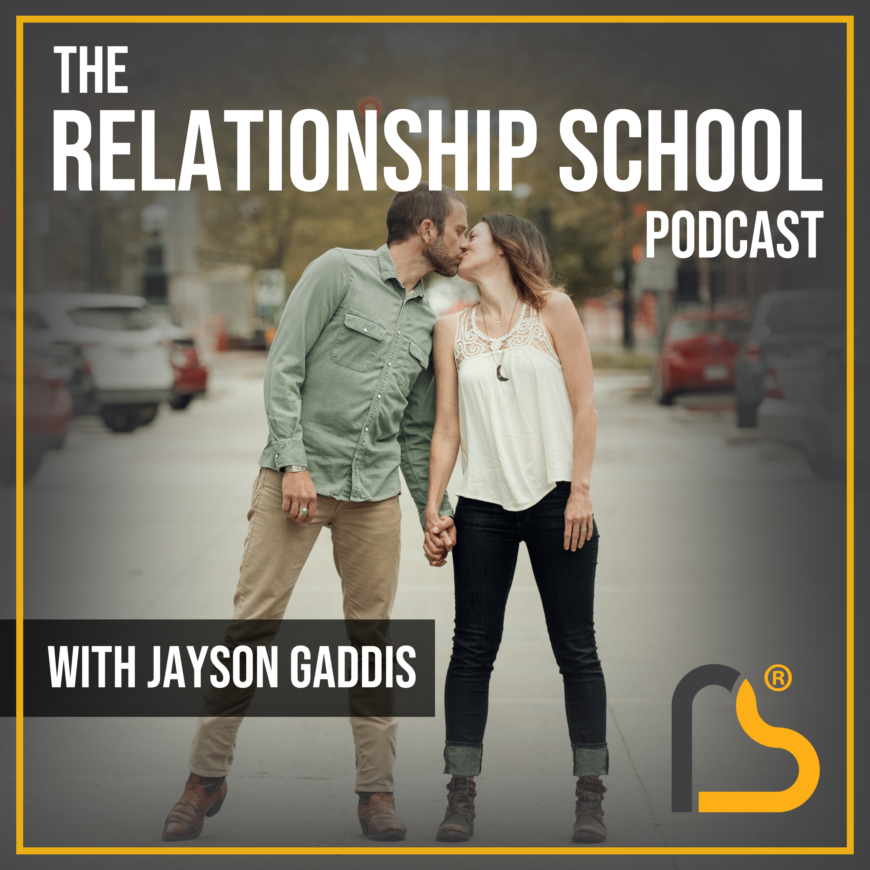 The Relationship School Podcast show art