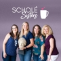 Artwork for EP #59: Scholé Sisters Group Therapy