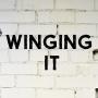 Artwork for Winging It: Episode 18: Death, Life's Greatest Teacher