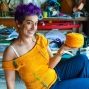 Artwork for One Stitch at a Time - Episode 538 - The Knitmore Girls