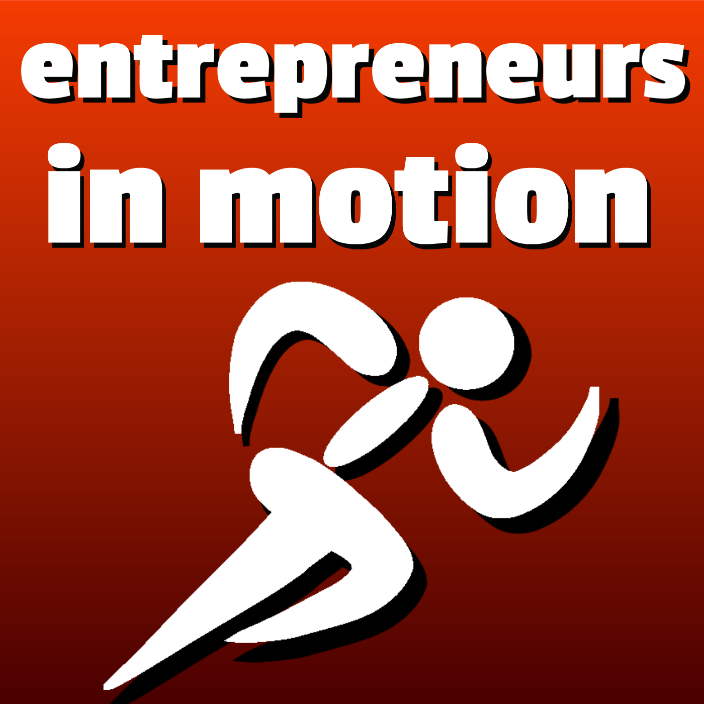 Entrepreneurs in Motion show art