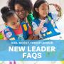 Artwork for NEW LEADER FAQs!