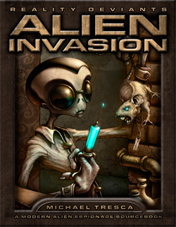 Alien Invasion Available
