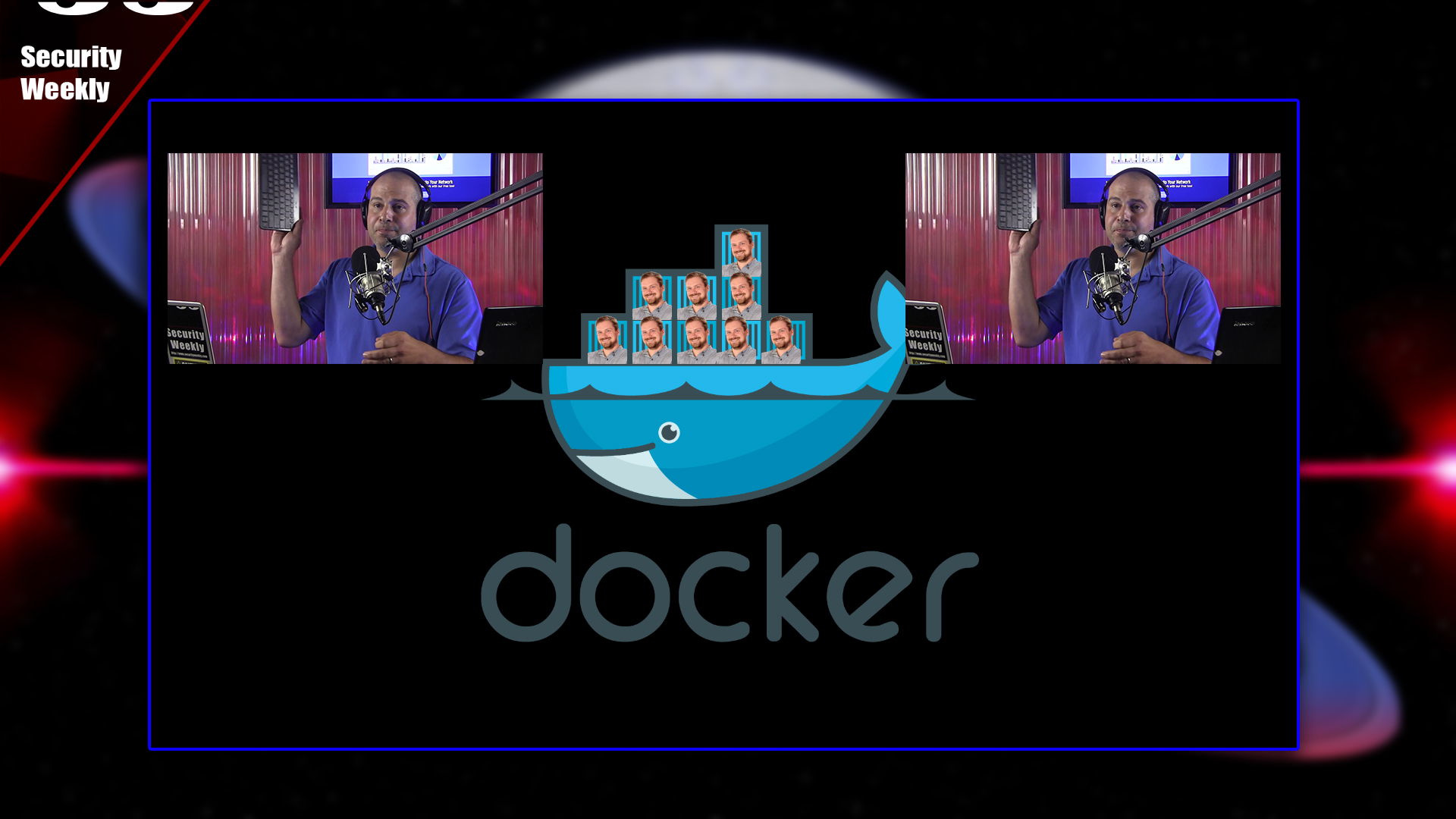 Artwork for The Opportunity For Hardening Docker Containers - Enterprise Security Weekly #53