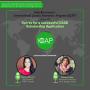Artwork for International Grants Awareness Program (iGAP) I 03 Don'ts for a successful DAAD Scholarship Application