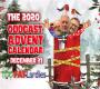 Artwork for TooFatLardies Advent Calendar 2020, 21st of December