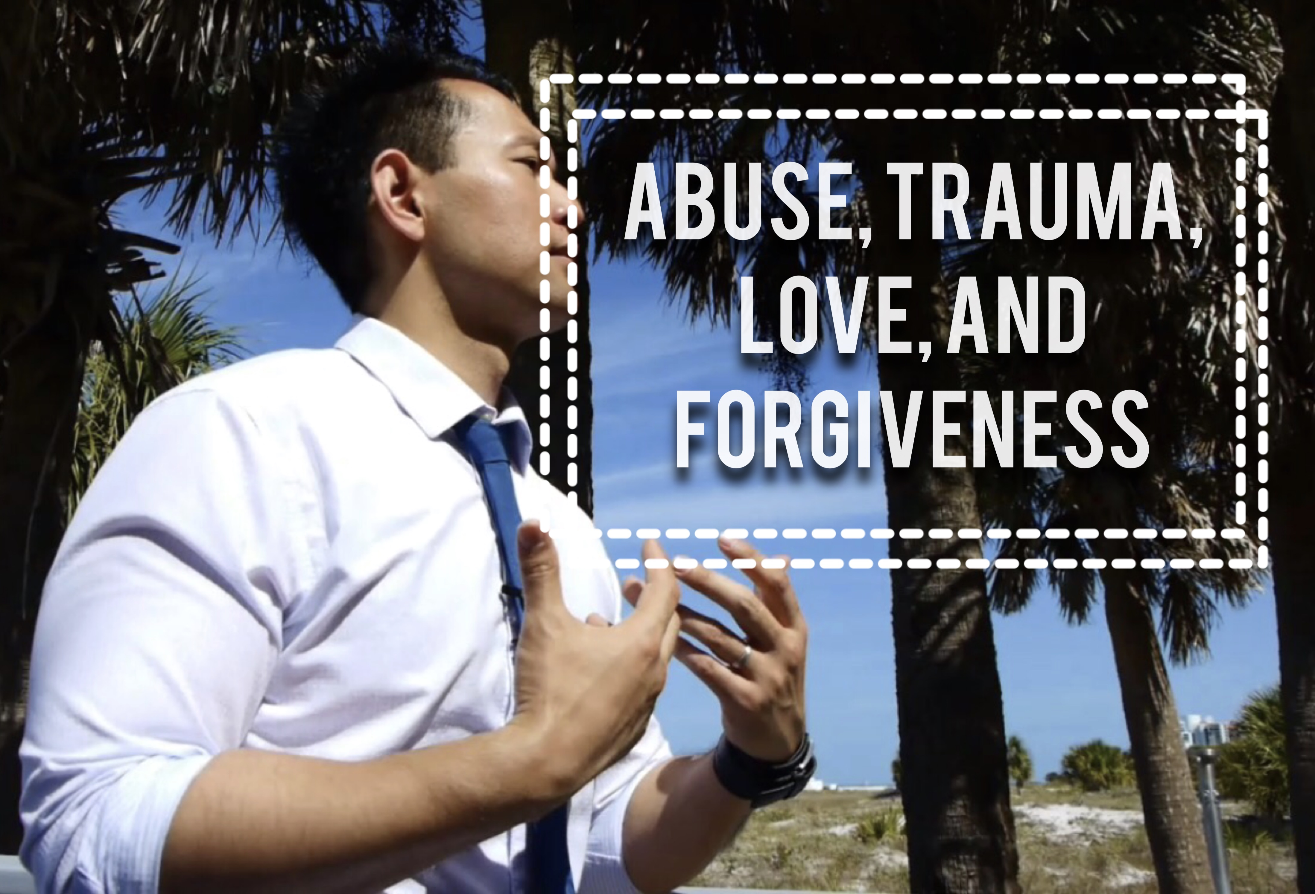 Artwork for Do the Abused Need to Forgive Their Abuser? About Boundaries for the Traumatized - J.S. Park