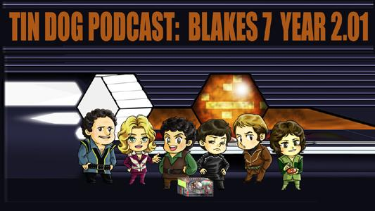 TDP 595: Summer of Blakes7 2.01 Redemption